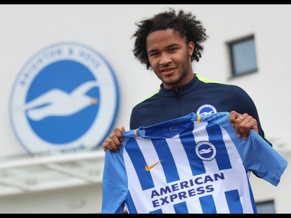 Chelsea Loan Youngster Izzy Brown To Premier League Newcomers Brighton