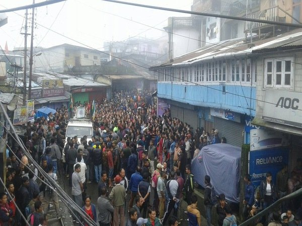 Army redeployed in Darjeeling
