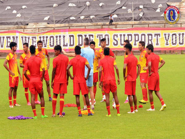 Syrian midfielder Amna joins East Bengal from Aizawl FC to play 'Kolkata Derby'