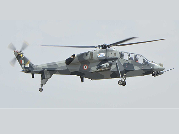 Indian Air Force helicopter goes missing near Sagalee in Arunachal Pradesh