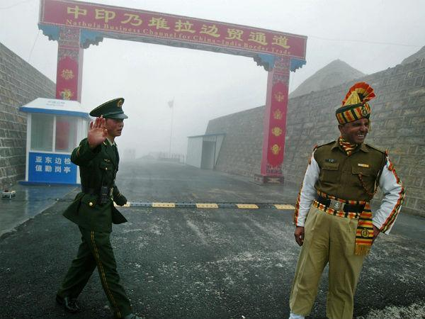 India-China border