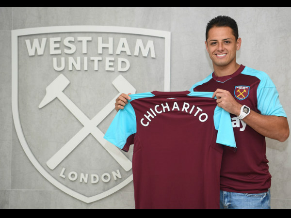 Official: West Ham snap up Mexico star Javier Hernandez