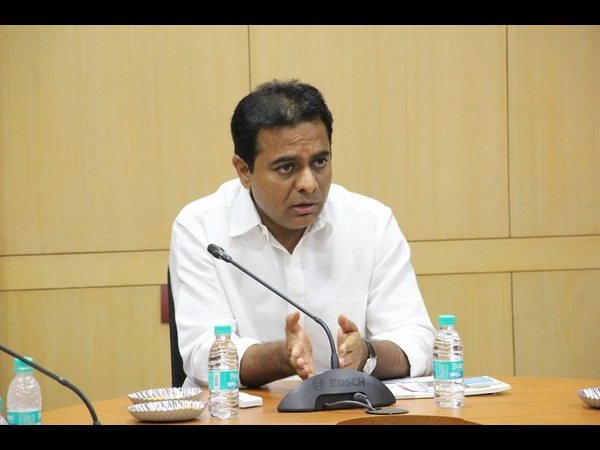 In Twitter joust with Digvijaya, KTR confirms he is heir apparent