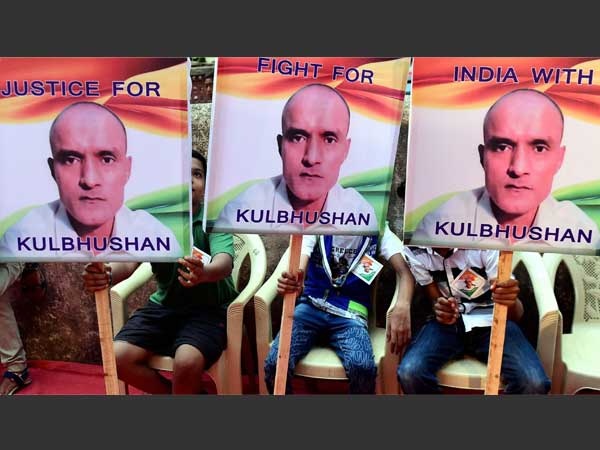 Visa application of Kulbhushan Jadhav's mother is under review: Pakistan foreign office