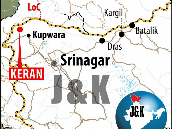 Sniper fire kills two jawans in Kupwara, J&K