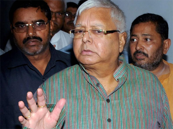 CBI raids on Lalu