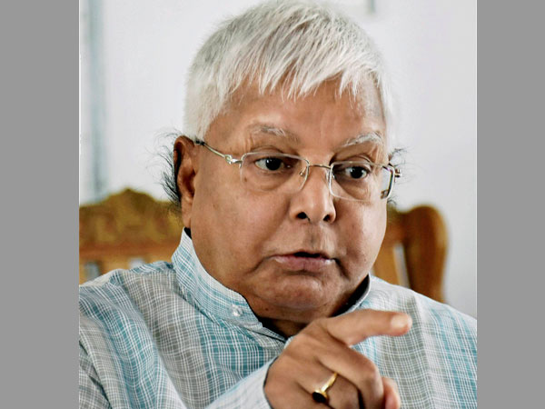 Will Be Match Over For BJP, Alludes Lalu Yadav