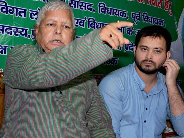 Lalu Yadav, Family Raided And Charged By CBI Over Land Scam | Read