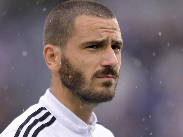 Bonucci thanks Juventus players and fans, but not Allegri