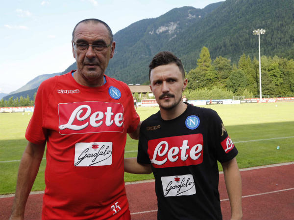 Official: Napoli sign Portuguese Mario Rui from Roma
