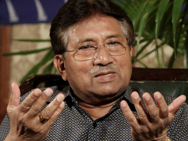 Pervez Musharraf Contemplated Nuking India in 2002, Chickened Out Fearing Retaliation