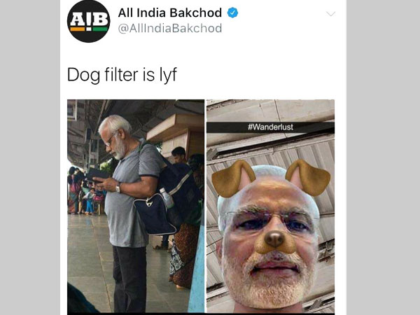For PM Modi Meme, Comedy Group AIB Charged By Mumbai Police