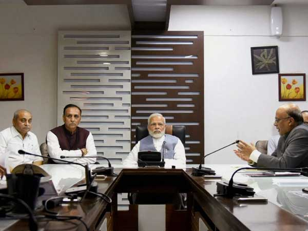 Modi to Meet CMs of Northeast States Today to Review Situation