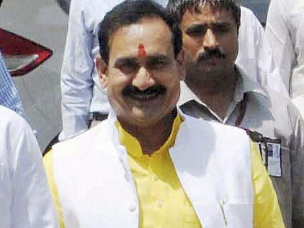 Delhi HC upholds disqualification of MP minister Narottam Mishra