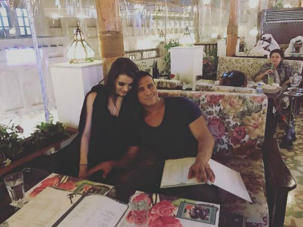Paige's brother speaks out about Alberto, claims he beats her