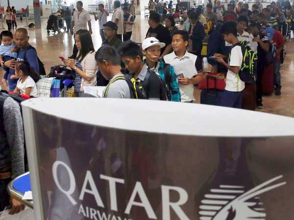 Arab Blockade: Qatar to seek compensation for damages