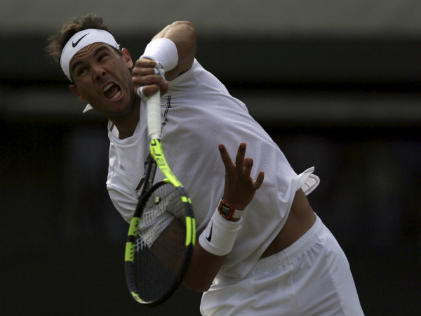 Murray, Federer land in Wimbledon quarterfinals