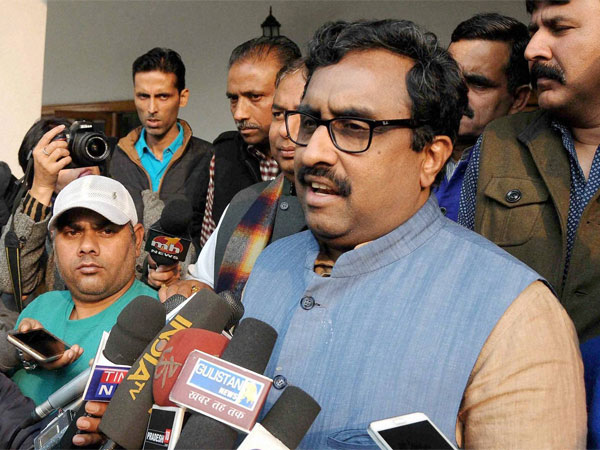 Nothing sacred in lynching in the name of cow protection: Ram Madhav. PTI file photo