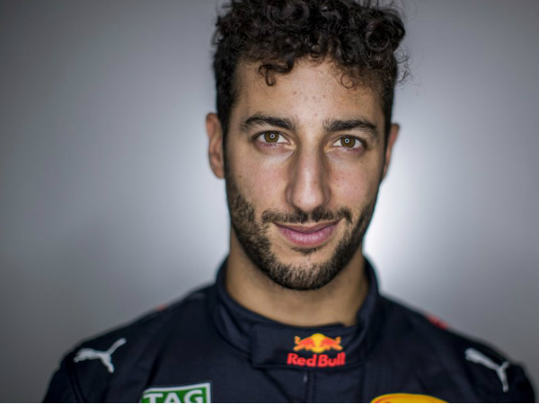 Daniel Ricciardo Is Ready To Hustle In Hungary