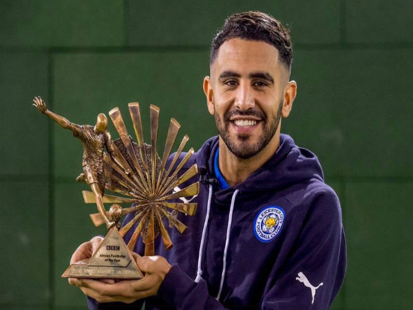 No Riyad Mahrez transfer bids, says Leicester boss Craig Shakespeare