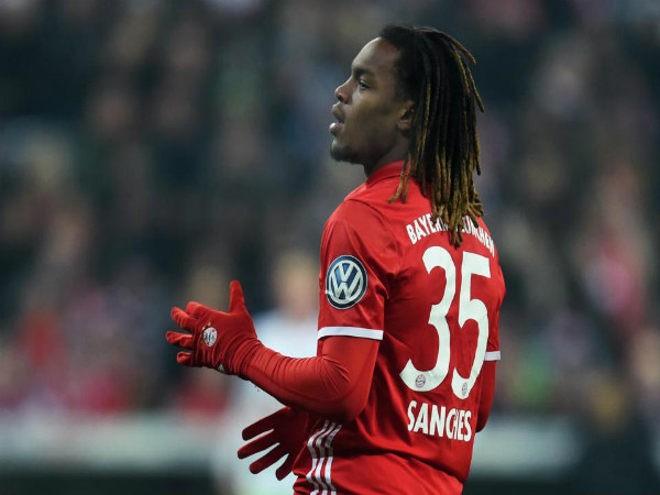 Renato Sanches set for a move to AC Milan