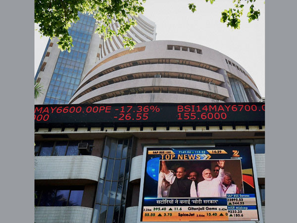 Sensex rises 200 points, Nifty nears 10k-mark