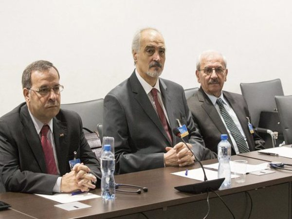 Latest Round of Syrian Peace Talks End With 'Incremental Progress'