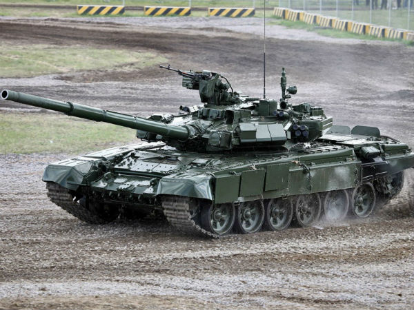 Russian presidential aide confirms deal with Iraq to sell T-90 tanks