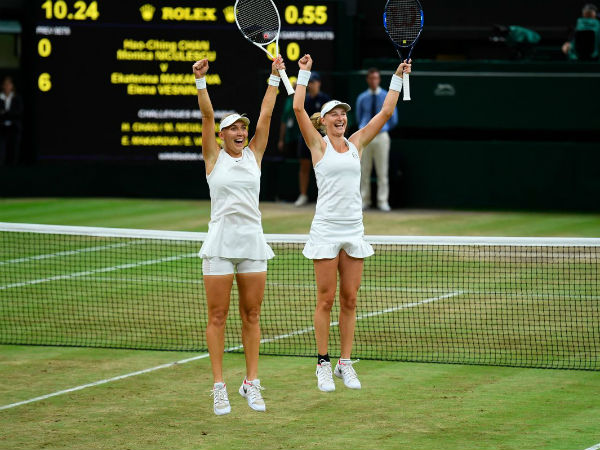 Kubot and Melo win Wimbledon Men's Doubles final