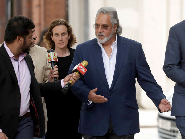 Can't sentence Vijay Mallya in his absence, says SC