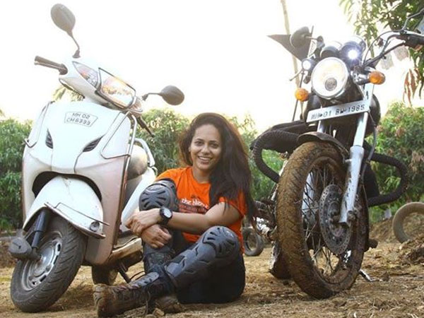 Her last ride: Biker dies after falling into pothole