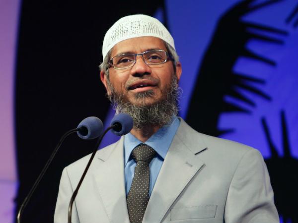 ED arrests Zakir Naik's aide in money laundering case