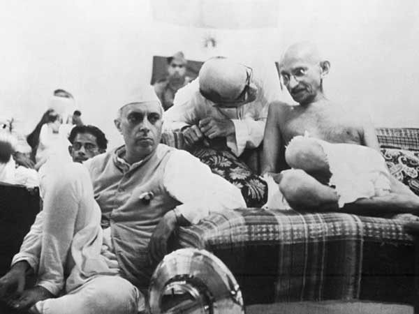 gandhi history in hindi pdf