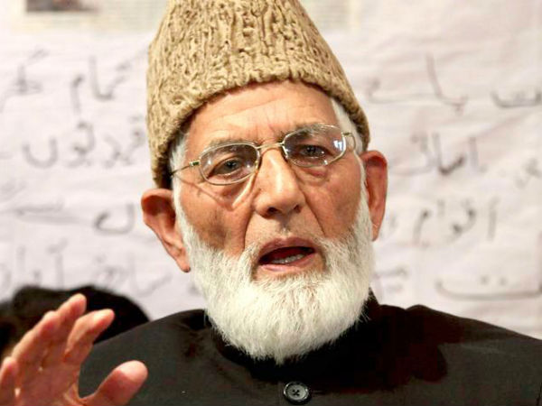 Pro Pakistan Geelani's son grilled in terror funding case