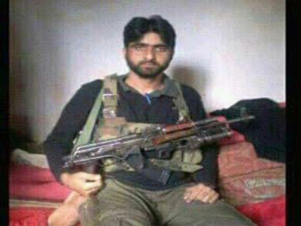 Top Lashkar commander Ayub Lelhari believed killed in encounter in Pulwama