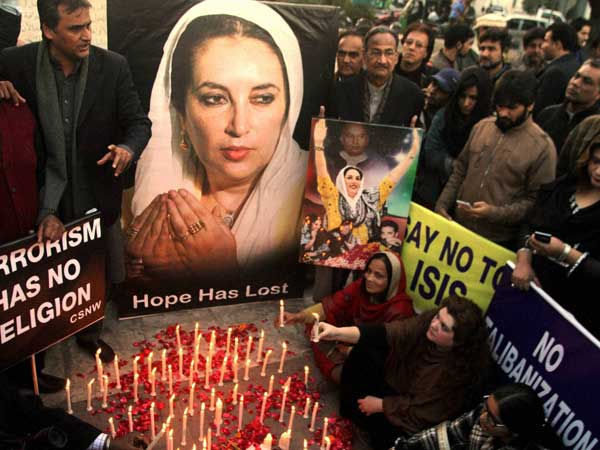 We killed Benazir Bhutto claims Pakistan Taliban