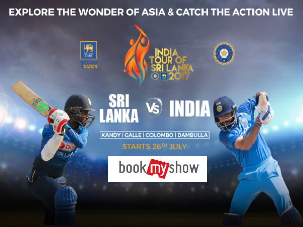India Vs Sri Lanka Tour Offer: Save Upto Rs. 6500* On Your Trip Booking, Now