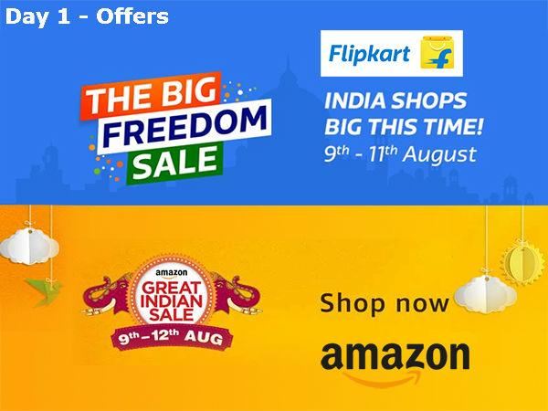 EXCLUSIVE: 15% Extra SBI Cashback on Amazon, 10% HDFC Instant Discount on Flipkart* Shop Now
