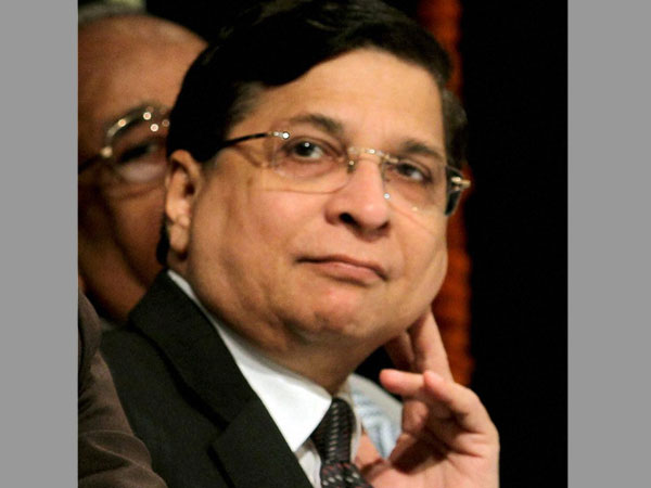 Image result for Justice Dipak Misra sworn in as Chief Justice of India
