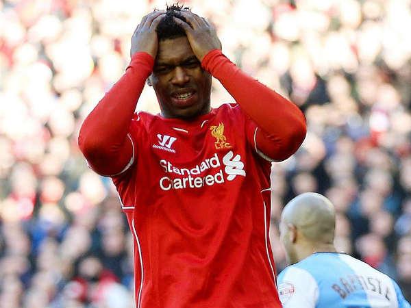 Liverpool's Sturridge a doubtful starter for Premier League opener