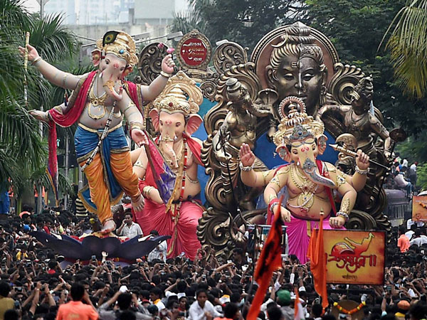 Mumbai under elaborate security blanket for Ganpati celebrations