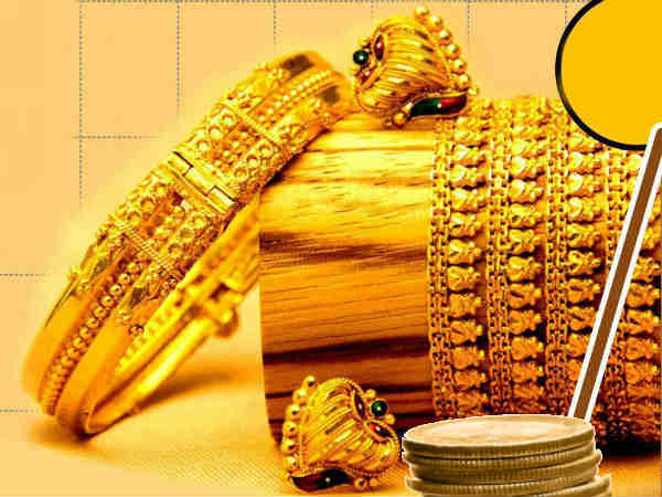 Gold prices up by Rs 80: Should you buy now