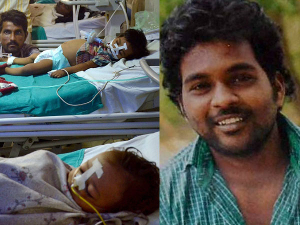 No one killed Rohith Vemula, children of Gorakhpur tragedy?
