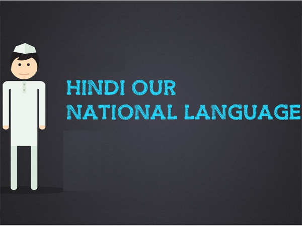 Hindi as national language goes against the idea and fabric of India
