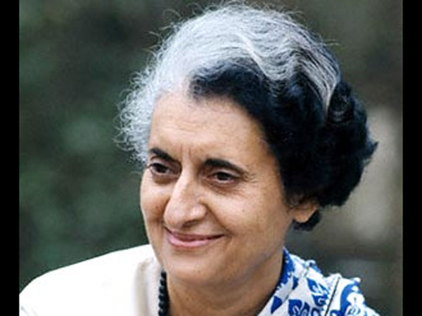 Indira Gandhi remembered on her 100th birth anniversary