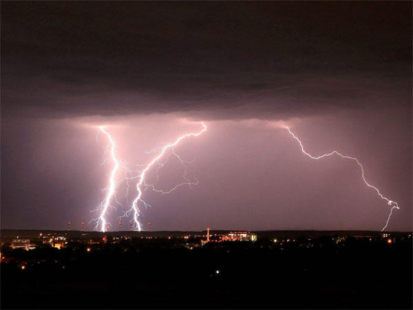 Odisha: 34 killed due to lightning in 36 hours
