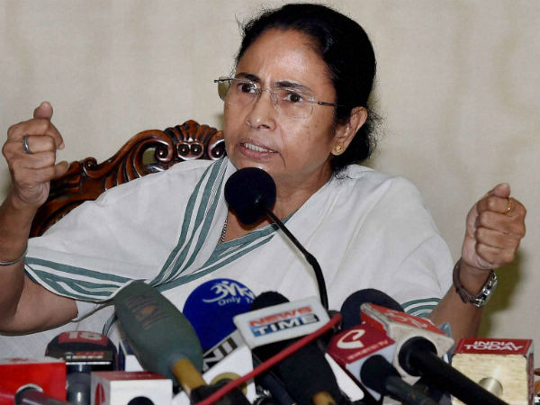 Mamata's stern warning to BJP