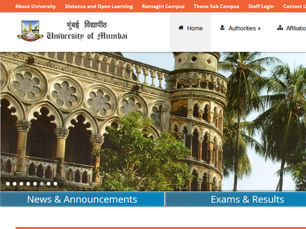 Mumbai University results 2017: August 31 is the new deadline
