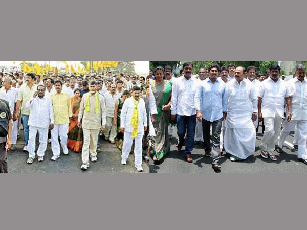 Andhra Pradesh's tryst with Padayatra: Walk to electoral