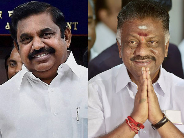 AIADMK merger: Petition over 'Two-leaves' symbol to be withdrawn from EC
